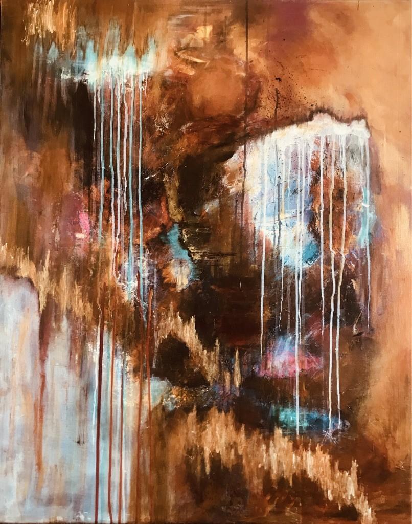 Malerier by Christina Clemen