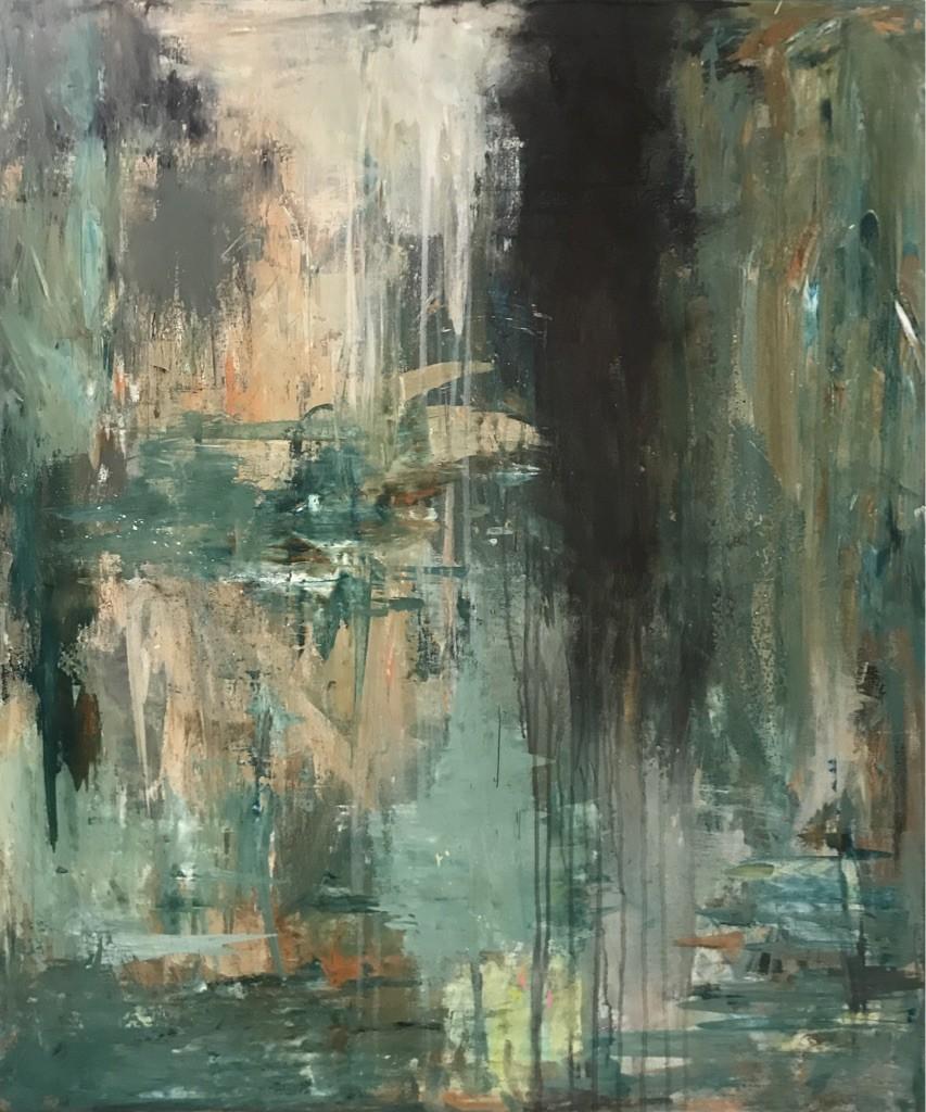 Maleri af Christina Clemen